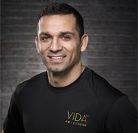 Vida Fitness The Yards Sam Yousefi