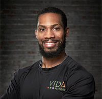 Vida Fitness The Yards Jahrod Matlock
