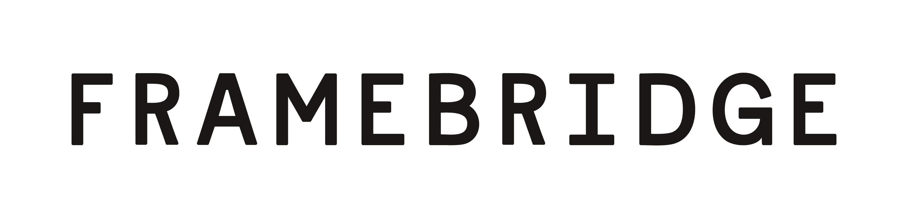 Frame bridge logo