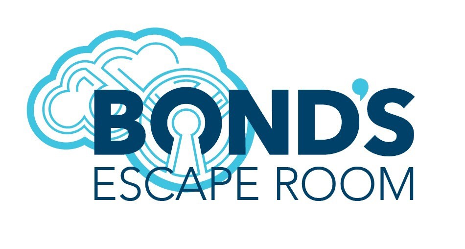 Bond's Escape Room Logo