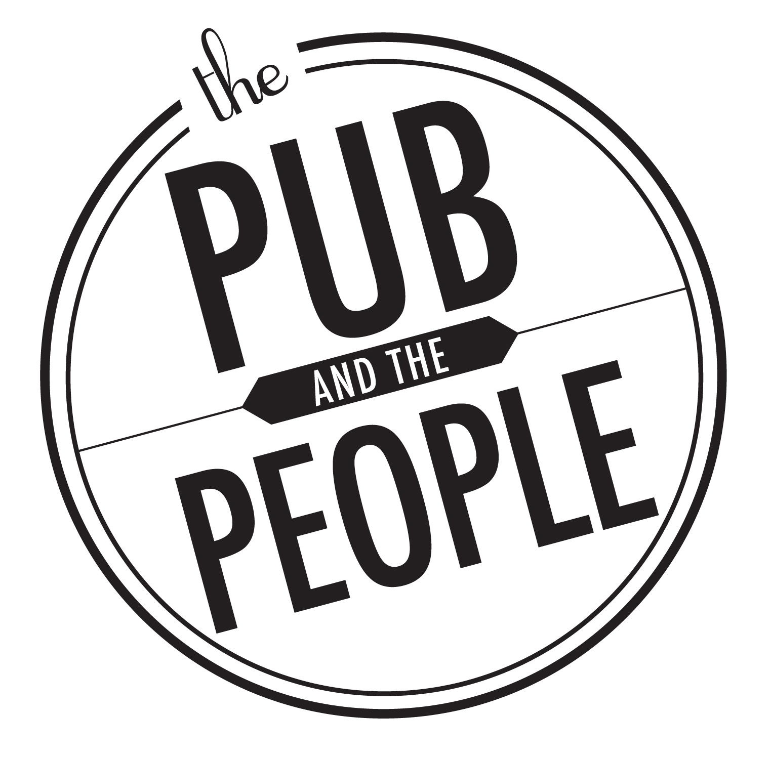 Pub and the people logo