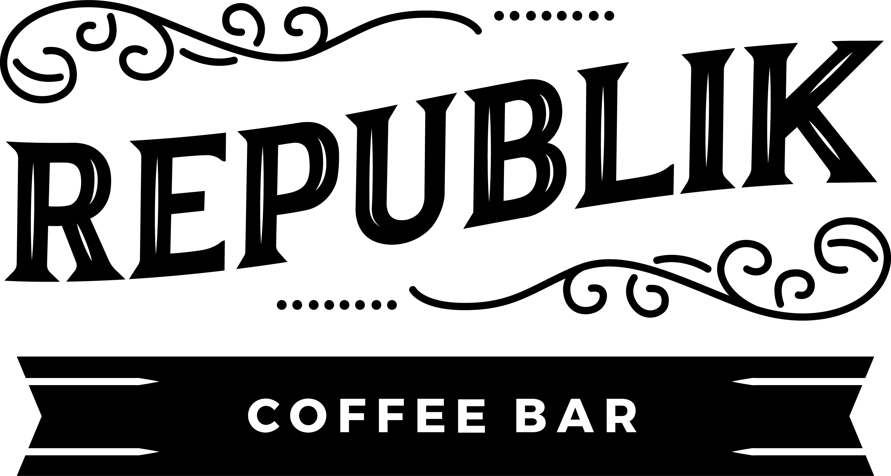 Republik Coffee Bar Logo