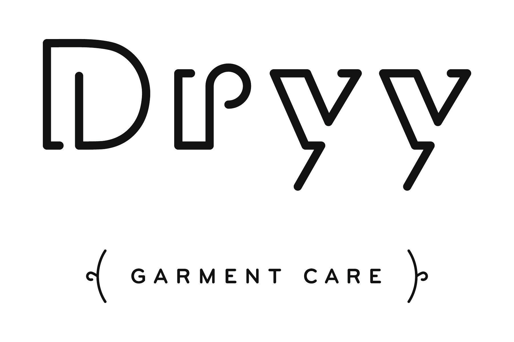 Dry Garment care logo